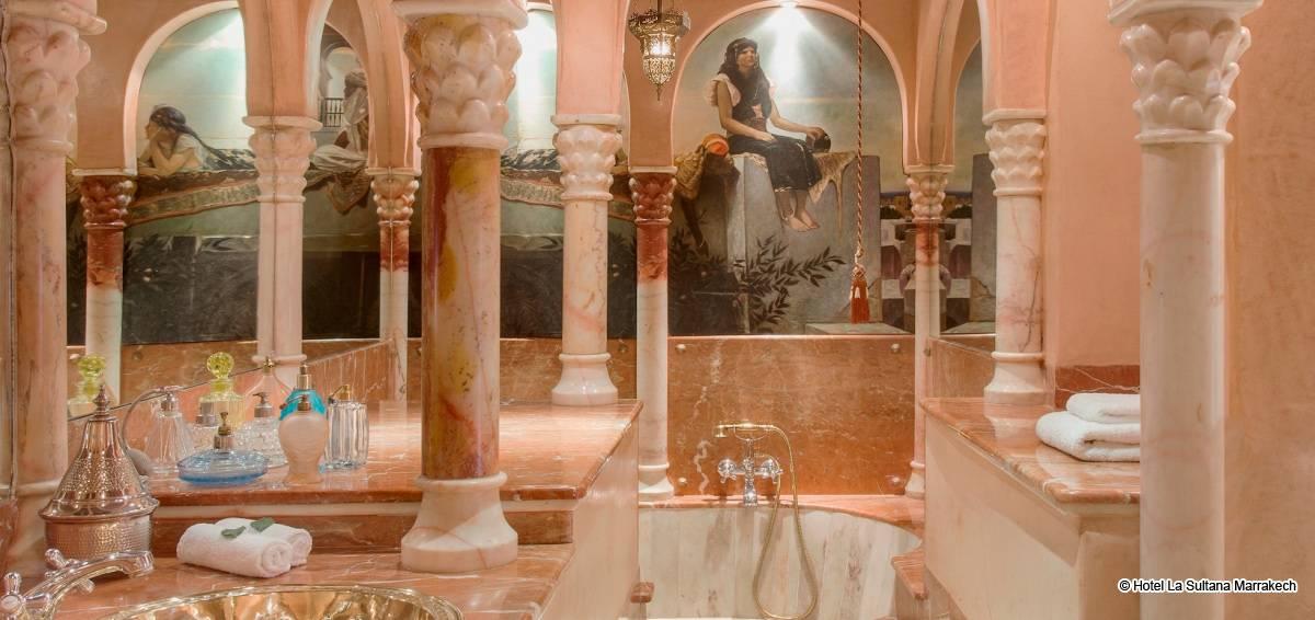 Luxushotels Marrakesch