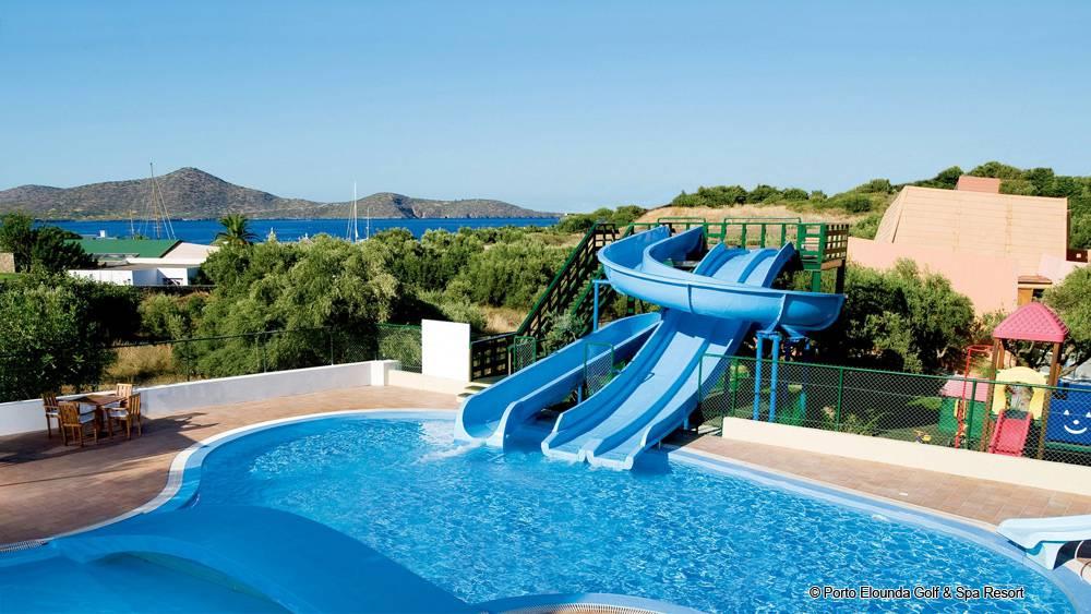 porto elounda golf resort kreta 5 sterne luxushotels. Black Bedroom Furniture Sets. Home Design Ideas