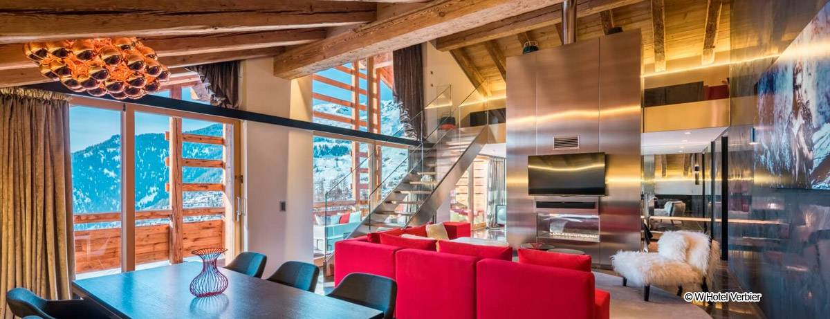 w resort verbier 5 sterne luxushotels. Black Bedroom Furniture Sets. Home Design Ideas