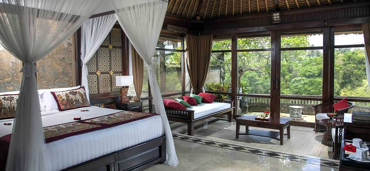 Pita maha resort bali ubud 5 sterne luxushotels for Design boutique hotel ubud