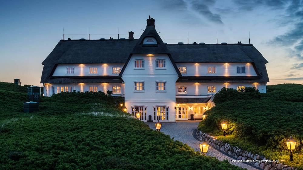 5 Sterne Hotel Sylt