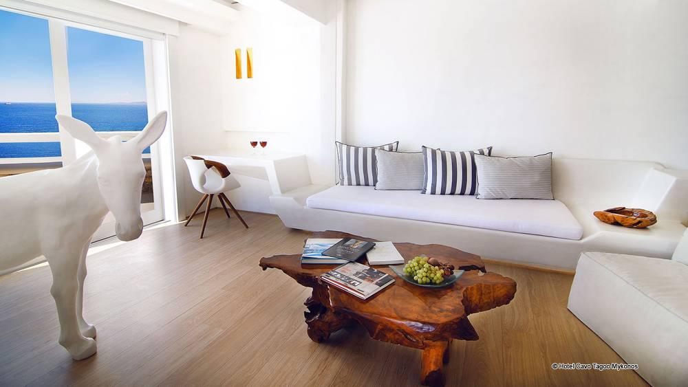 Designermobel Einrichtung Hotel Venedig